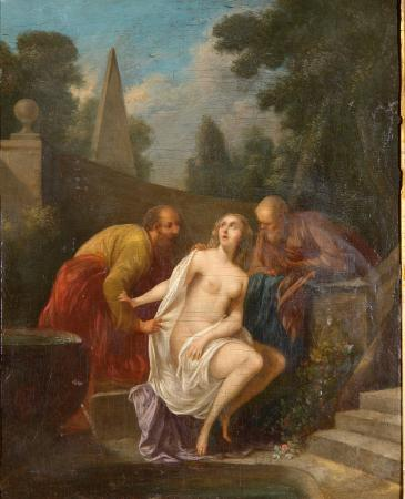 Susanna and the elders -